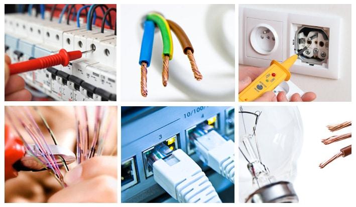 Vous êtes électricien, OPTIMA System vous propose des aménagements d'utilitaires pour votre métier