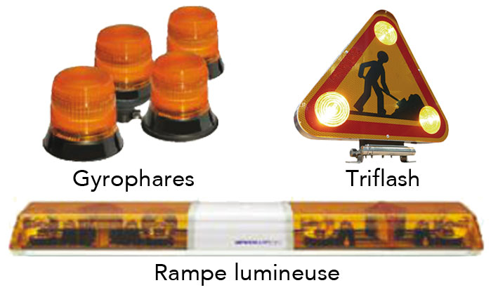 securite-gyrophare-rampe-lumineuse-triangle-signalisation-vehicule-utilitaire