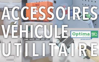 OPTIMA System, la solution pour optimiser le rangement de votre véhicule utilitaire