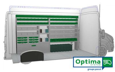 Du sur-mesure «made in France» pour l'aménagement de votre véhicule utilitaire avec OPTIMA System