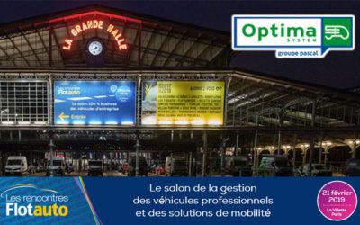 Flotauto 2019, OPTIMA System ou l'importance d'un aménagement pour optimiser et sécuriser votre flotte d'utilitaire