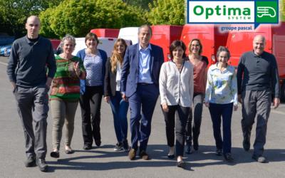 Optima System participe au challenge de marche connectée BE WALK !